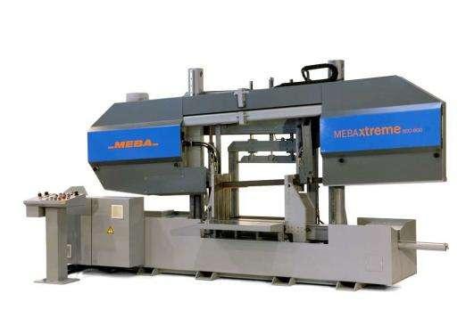 Двухколонные ленточнопильные станки MEBAxtreme 800-510 - 1000-1000 фото