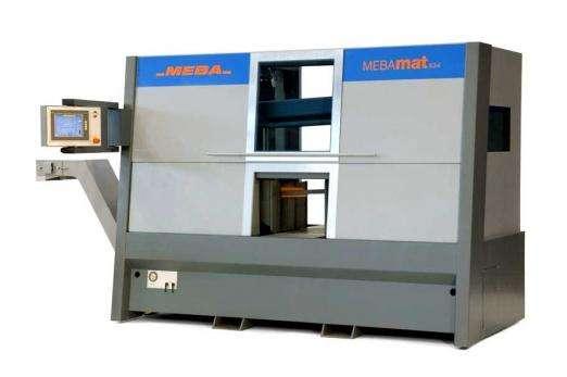 Двухколонный ленточнопильный станок MEBAmat 434 A фото