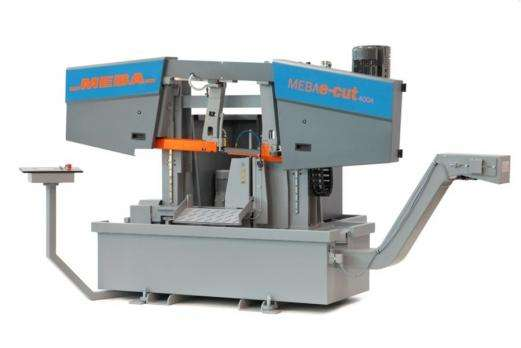 Двухколонный ленточнопильный станок MEBA e-cut 400 A фото