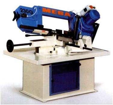 Консольный ленточнопильный станок MEBAswing 230 фото