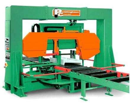 Портальный ленточнопильный станок по металлу Peddinghaus 1270 DGP фото
