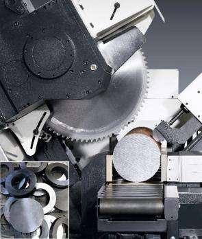 Дископильный станок для резки круглых труб RSA Rasacut SH 300 фото