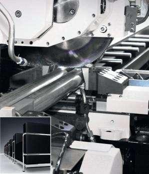 Дископильный станок для серийного производства RSA Rasacut MC фото