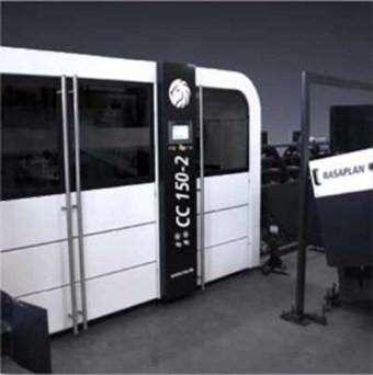 Дископильный станок для двойного реза среднеразмерных заготовок RSA RASACUT CC 150-2 фото