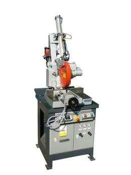 Полуавтоматический дископильный станок для резки под углом в обе стороны Haberle H350 H фото