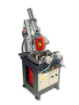 Полуавтоматический станок для резки под углами в обе стороны Haberle H450 H фото