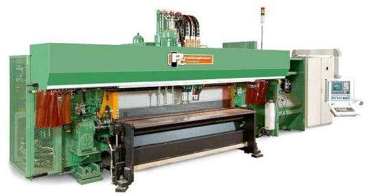 Автоматические установки для обработки листа Peddinghaus FPDB-2500 и FPDB-1800 фото