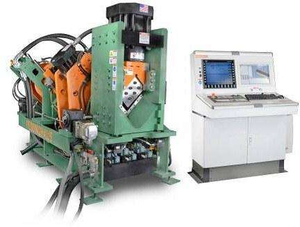 Установка для обработки стального уголка и полосы Peddinghaus AFCPS-863 Anglemaster фото