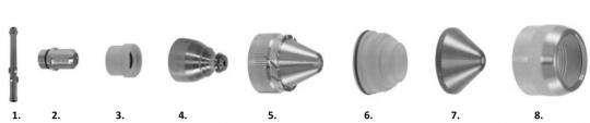 KJELLBERG HiFocus 280i-360i-440i (320.2M), FineFocus 800-900-1600-PLUS YellowXLife (PB-580W) фото