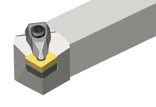 Державка Taegutec TCKNR 2525 M12 для крепления пластин с глухим отверствием фото