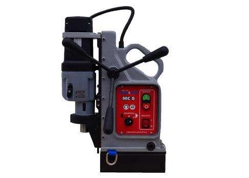 Промышленная магнитная сверлильная машина МС-8+ фото