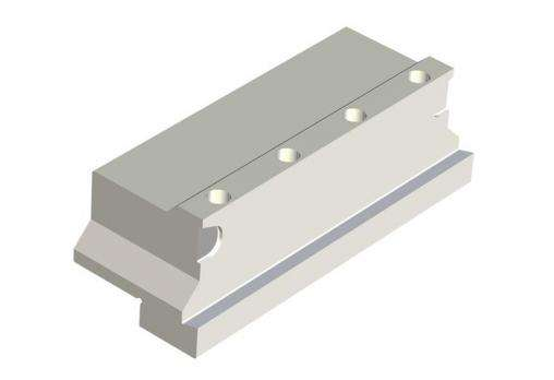Блок для лезвий Taegutec TTBU 25-32 для обработки канавок, Parting фото