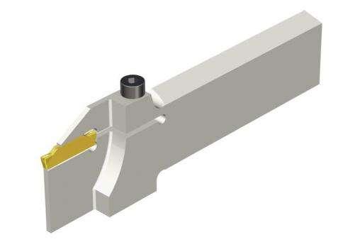 Упрочненное лезвие Taegutec TGBR 32-2-D50L с винтовым креплением, Ext. Grooving фото