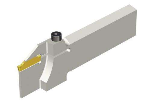Упрочненное лезвие Taegutec TGBL 32-2-D50L с винтовым креплением, Ext. Grooving фото