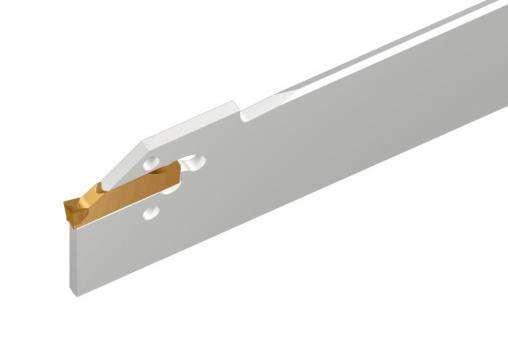 Лезвия Taegutec TGB 26-2S для отрезки и обработки канавок, Ext. Grooving фото