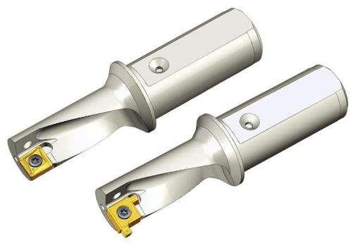 Многофункциональный инструмент Taegutec TCAP 12R-2.25DN-GV для сверления, расточки, торцевания, Ext. Grooving фото