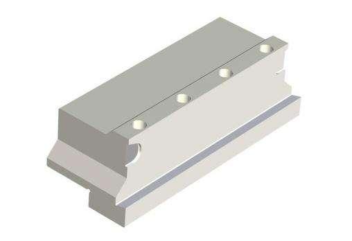 Блок для лезвий Taegutec TTBU 32-32 для обработки канавок, Ext. Grooving фото