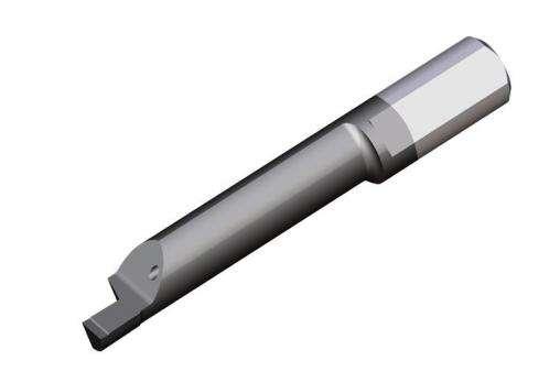 Мини-державка Taegutec MINFR07 200250D150 для обработки глубоких торцевых канавок, Face Grooving фото