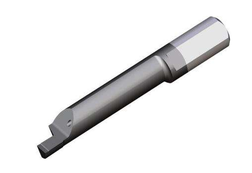Мини-державка Taegutec MINFR07 300300D150 для обработки глубоких торцевых канавок, Face Grooving фото