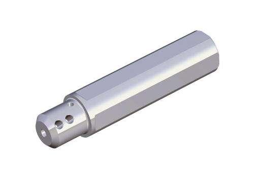 Втулка Taegutec MINS 25-7-L100C с подводом СОЖ, Face Grooving фото