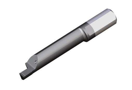 Мини-державка Taegutec MINFL07-210150D080 для обработки глубоких торцевых канавок, Int. Face Grooving фото