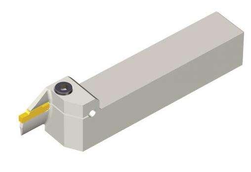 Картридж Taegutec TTFL 20-64-100-3T15 RN для наружной торцовой обработки канавок, Face Grooving Along Shaft фото