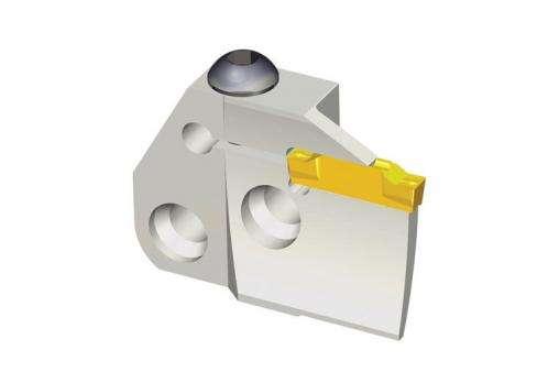 Картридж Taegutec TCFL 3T12-75-100 RN для наружной торцовой обработки канавок, Face Grooving Along Shaft фото